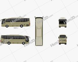 Mercedes-Benz Tourino (O510) Bus 2006