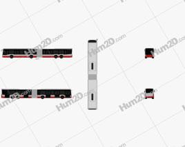 Mercedes-Benz CapaCity L 5-door Bus 2014