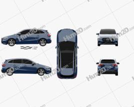 Mercedes-Benz B-Class (W247) 2019