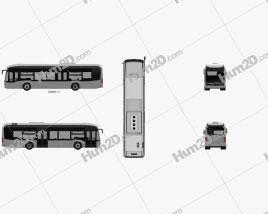 Mercedes-Benz eCitaro Bus 2018
