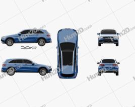 Mercedes-Benz GLC-class L 2019