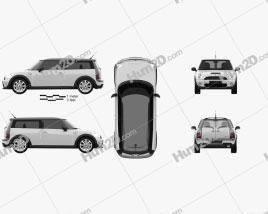 Mini Cooper S Clubman 2011