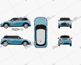 Mini Cooper S 5-door 2014