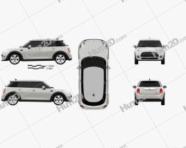 Mini Cooper 5-door 2014