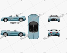Mini Superleggera Vision 2014 car clipart