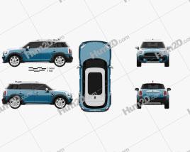 Mini Cooper Countryman S ALL4 2017