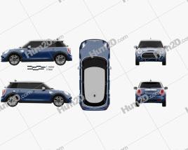 Mini Cooper S Seven (F56) 5-door 2016