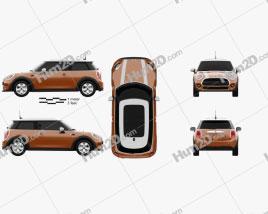 Mini Cooper Classic hatchback 3-door 2019