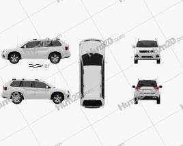 Mitsubishi Endeavor 2012