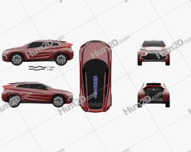 Mitsubishi XR-PHEV 2014