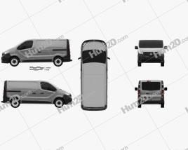 Mitsubishi Express 2020 clipart