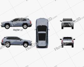 Mitsuoka Buddy 2020 car clipart