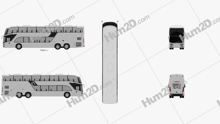 Modasa Zeus 4 Bus 2019