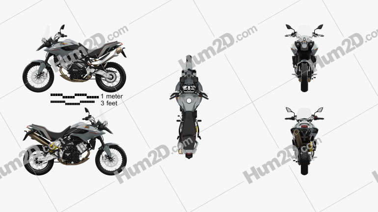Moto Morini Granpasso 1200 2008 Motorcycle clipart