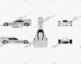 Nissan ZEOD RC 2014