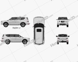 Nissan Patrol (AE) 2014