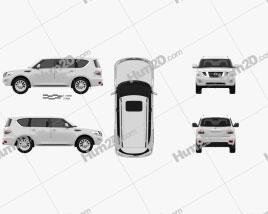 Nissan Patrol (CIS) 2014