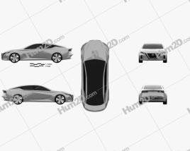 Nissan Vmotion 2.0 2017