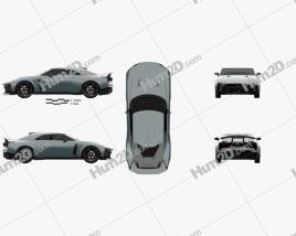 Nissan GT-R50 2019