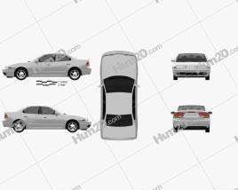 Oldsmobile Alero 1998