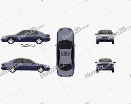 Opel Omega (B) sedan 1999