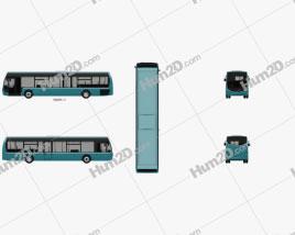 Optare Tempo Bus 2011