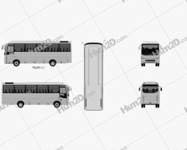 Otokar Navigo T Bus 2017