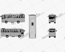 Otokar Navigo U Bus 2017