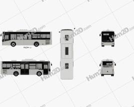 Otokar Vectio C Bus 2017