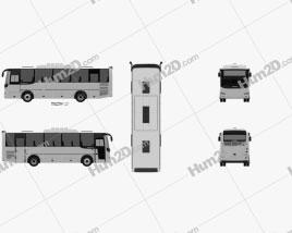 Otokar Vectio U Bus 2017