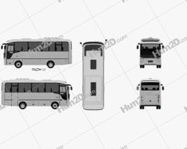 Otokar Tempo Bus 2014