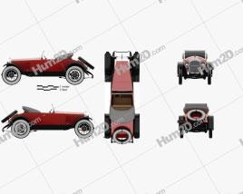 Packard Twin Six 1919