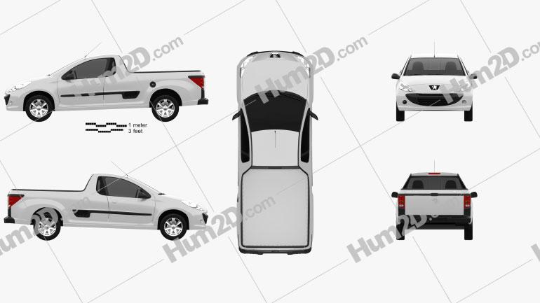 Peugeot Hoggar 2012