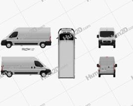 Peugeot Boxer Panel Van 2007