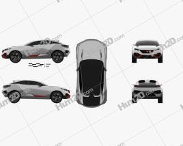 Peugeot Quartz 2015