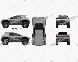 Peugeot 2008 DKR 2014