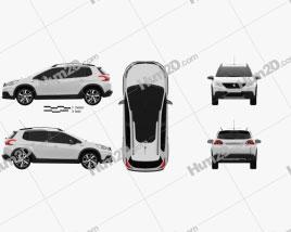 Peugeot 2008 GT Line 2017
