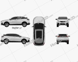 Peugeot 3008 GT Line 2016