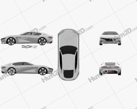 Pininfarina HK GT 2018