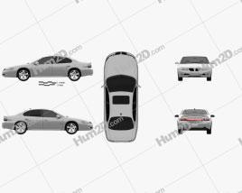 Pontiac Bonneville GXP 2004