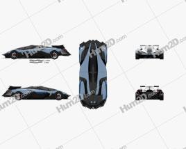 Raesr Tachyon 2020 car clipart