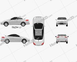 Renault Megane CC 2011