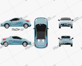 Renault Wind 2010