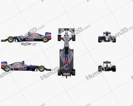 Renault Toro Rosso STR11 2016