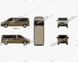 Renault Trafic Passenger Van LWB 2020