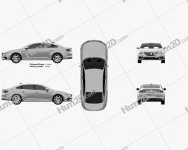 Renault Talisman sedan 2020