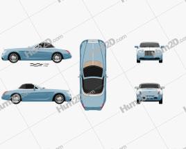 Rolls-Royce Hyperion 2008 Clipart