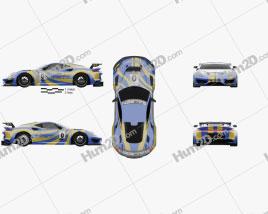Saleen GT4 2020