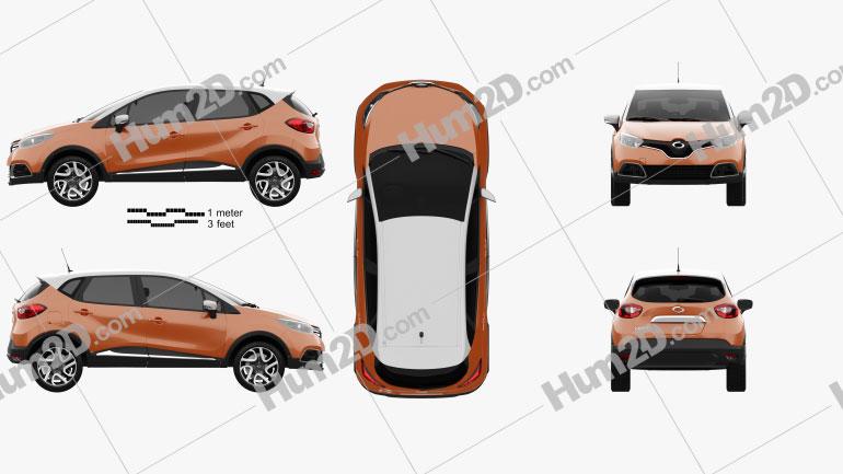 Samsung QM3 2013 car clipart
