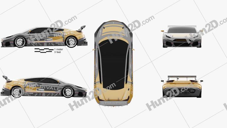 Savage Rivale GTR 2014 Imagem Clipart